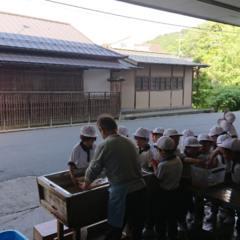 紙すき&箸作り